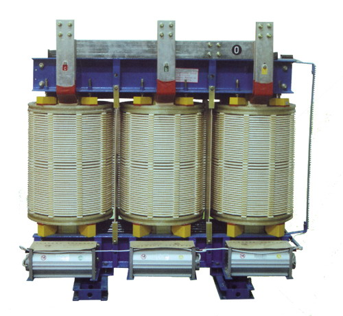 Non-encapsulated H class dry-type transformers