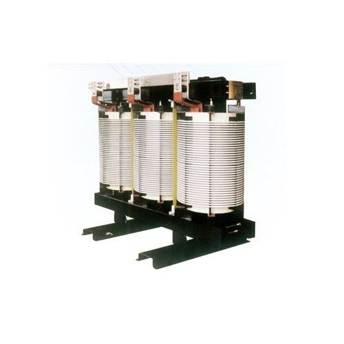 Non encapsulated class H dry-type transformers