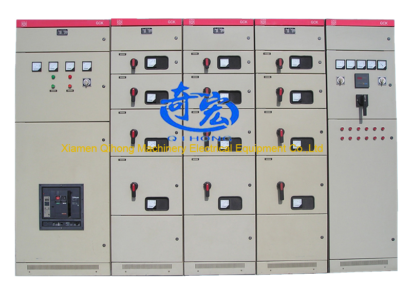 GCK low-voltage withdrawable switchgear