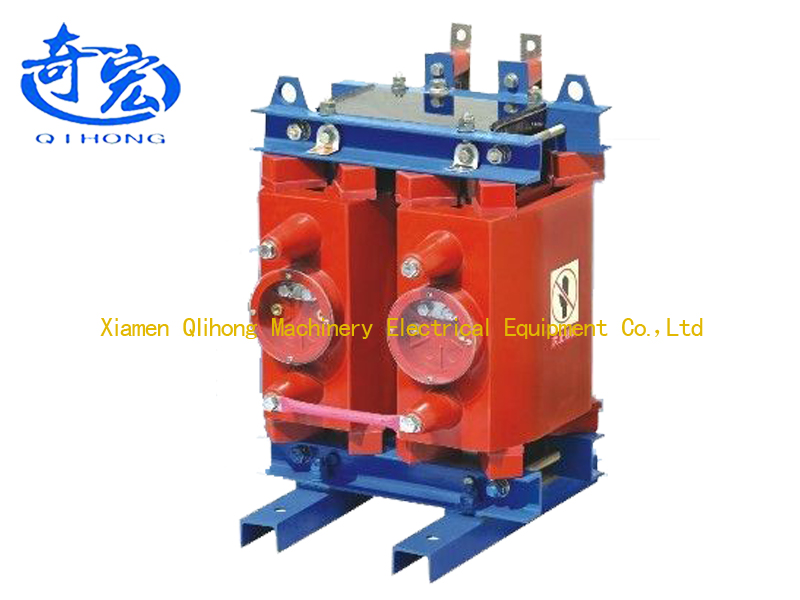 pouring dry type transformer